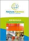 Catálogo de Resinas para Pavimentos